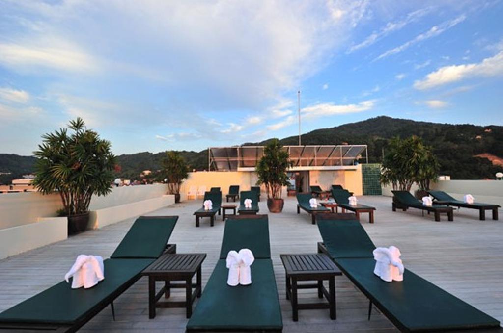 Apk Resort & Spa, Патонг, Таиланд, фотографии туров