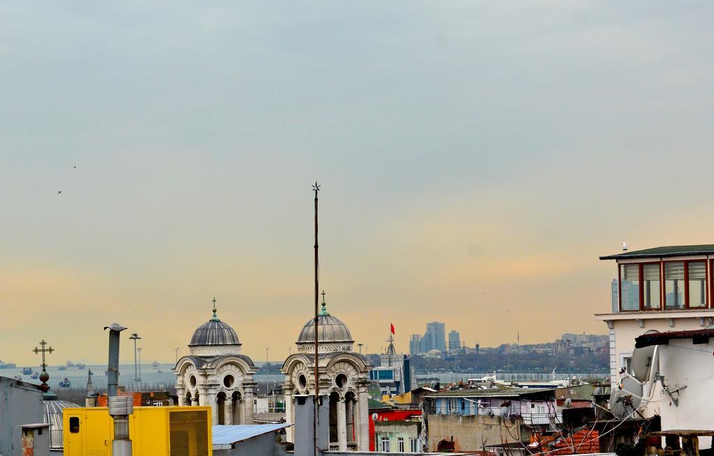 Отдых в отеле May Hotel Стамбул