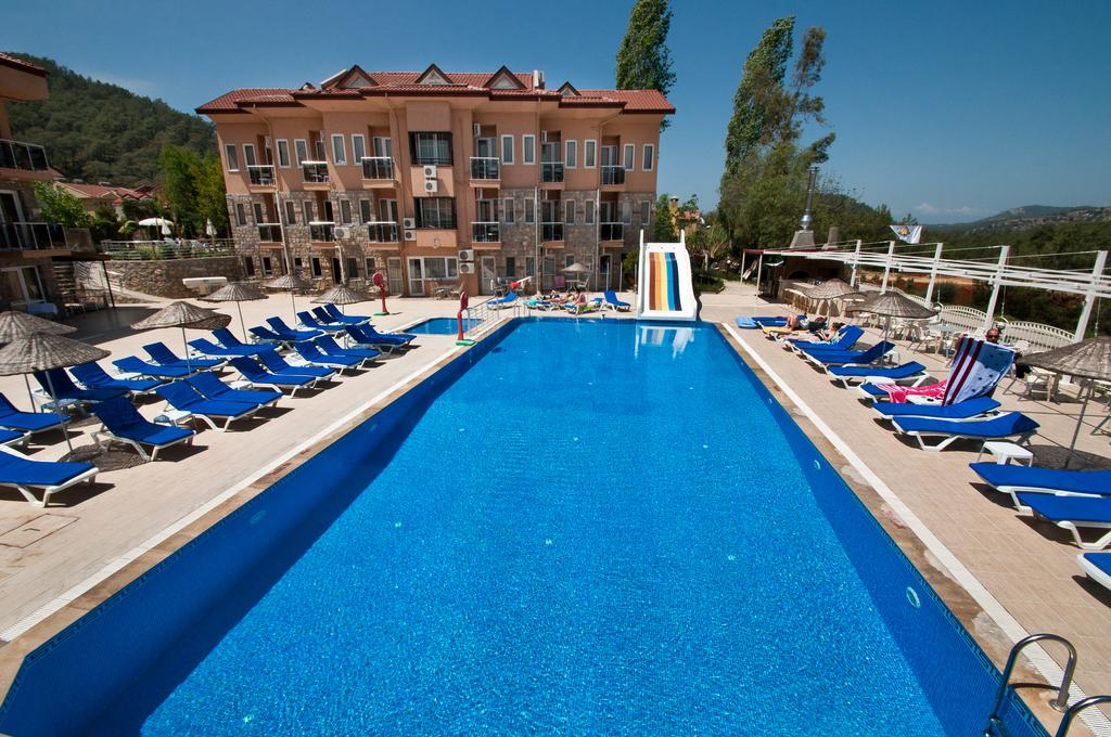 Flora Palm Resort, Фетхие