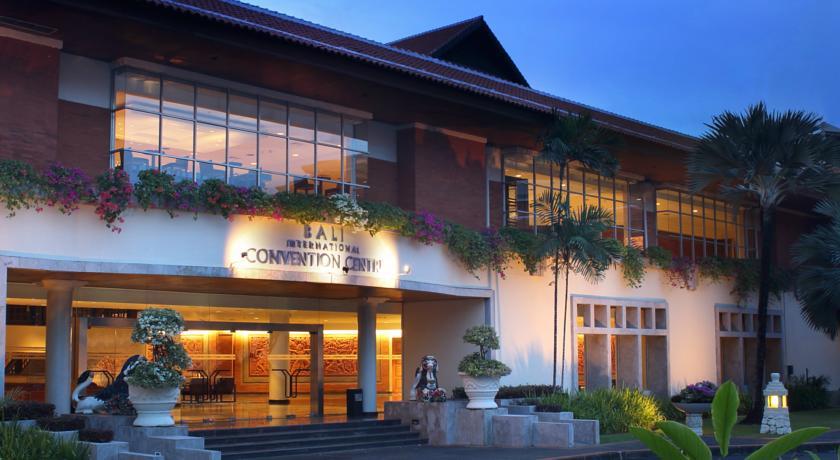 Bali Nusa Dua hotel & convention, фото