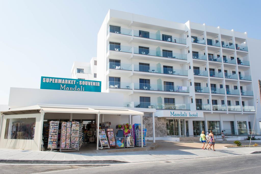 Mandali Hotel Apts, Протарас, Кипр, фотографии туров