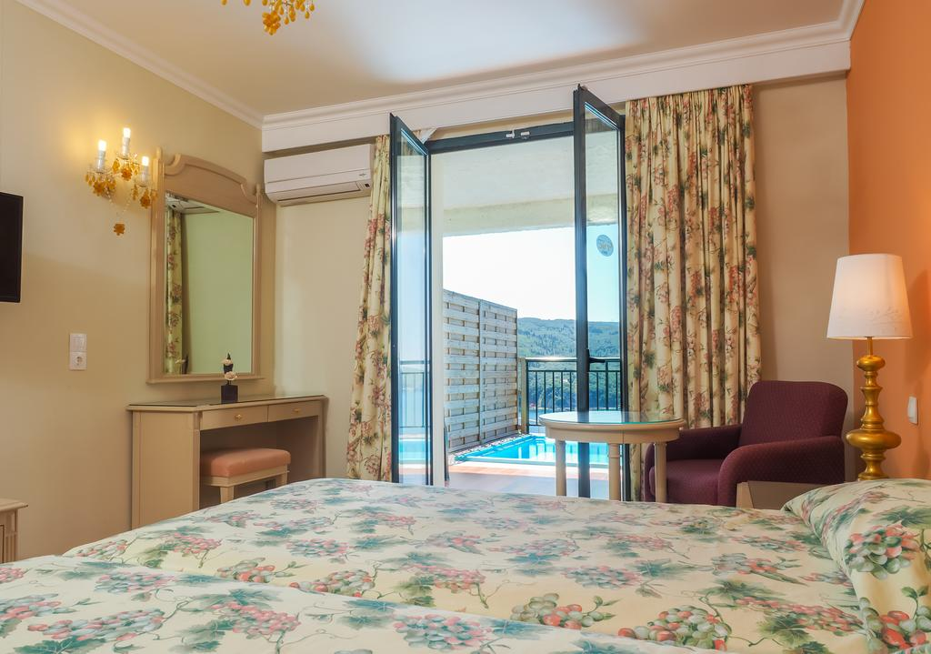 Відпочинок в готелі Paleo Art Nouveau Hotel (ex. Paleokastritsa Hotel)