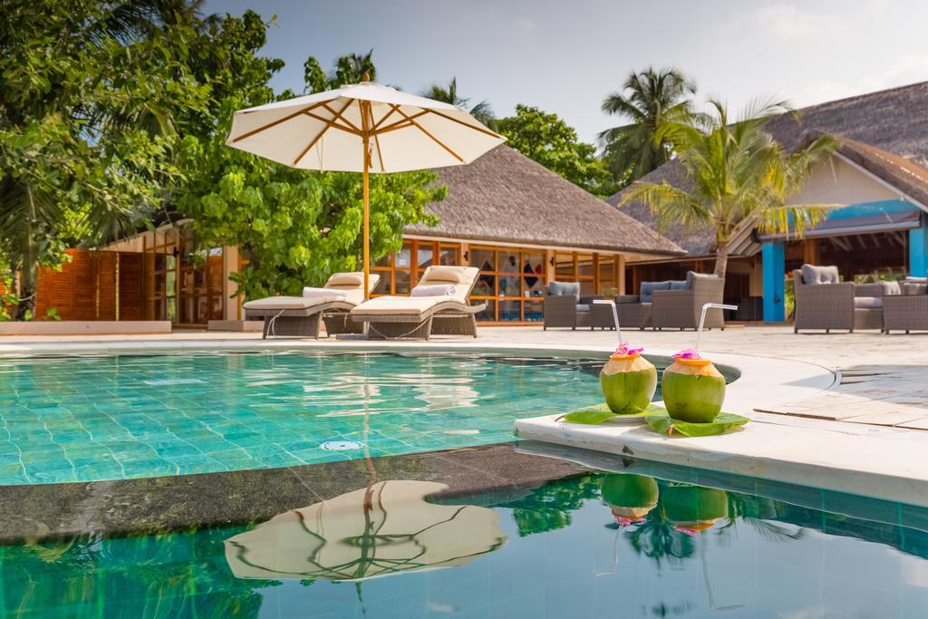 Відгуки туристів, Kudafushi Resort & Spa