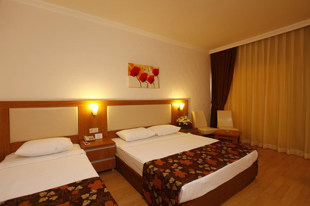 Hotel Cenger Beach, Сиде цены