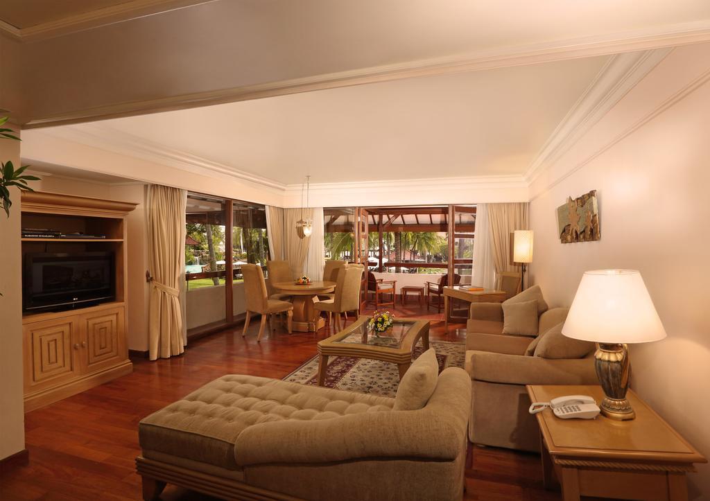 Отдых в отеле Ramada Bintang