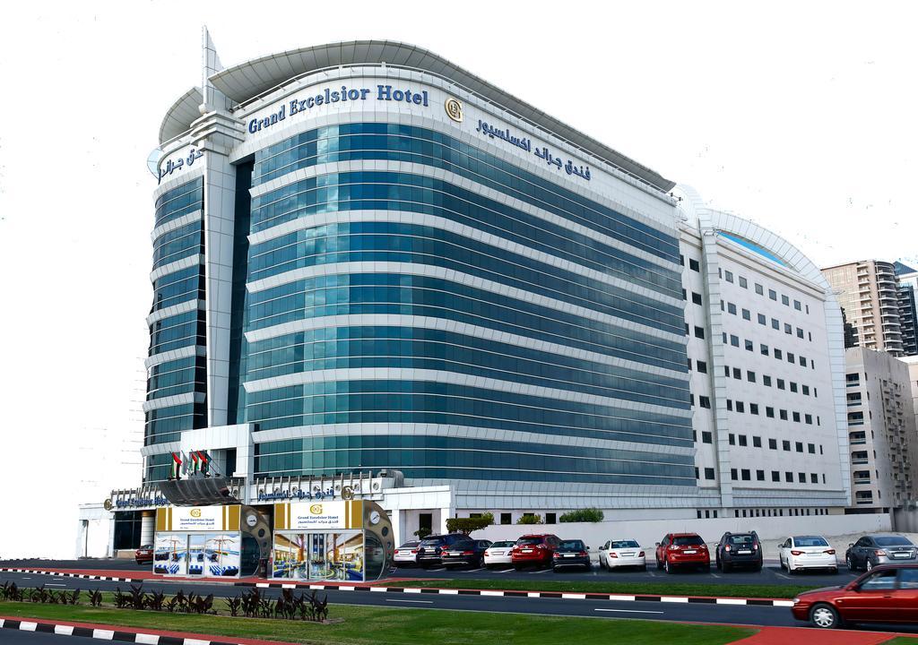 Туры в отель Grand Excelsior Hotel Bur Dubai Дубай (город) ОАЭ