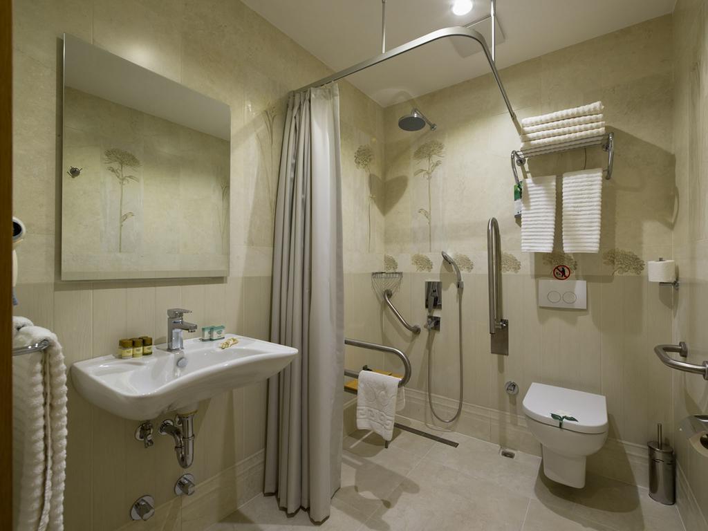 Отдых в отеле Olimpiyat Hotel