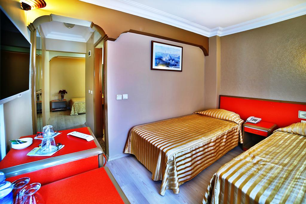 Горящие туры в отель Sahinler Laleli Стамбул
