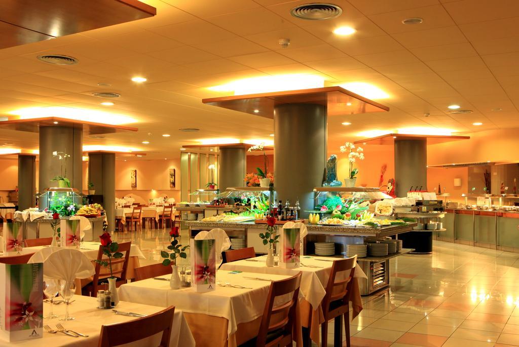 Отдых в отеле Aqua Hotel Montagut Коста-де-Барселона-Маресме Испания