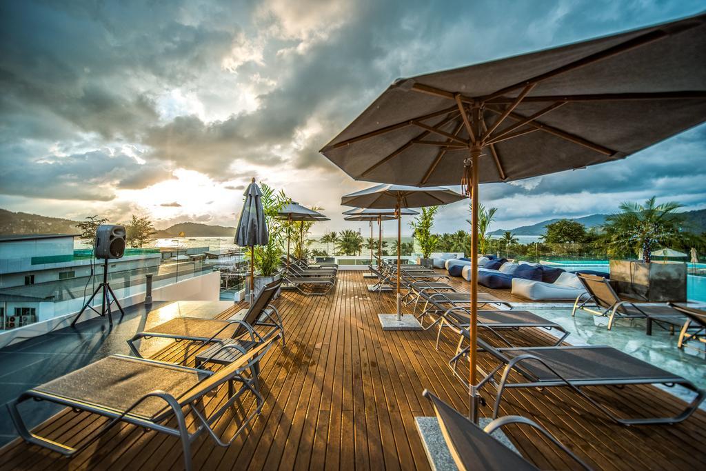 Отдых в отеле Surf Hotel Patong (Hotel Clover Patong) Пхукет