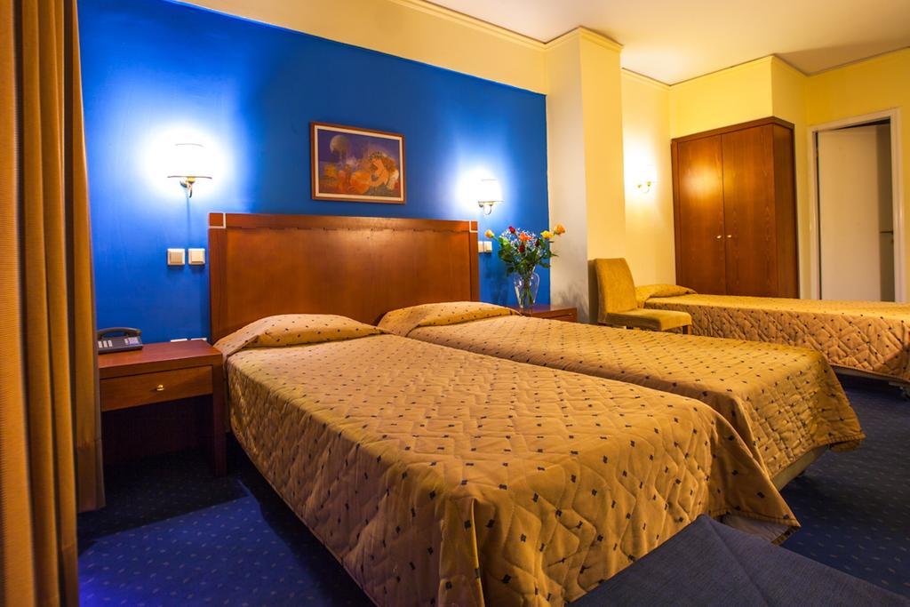 Marina Hotel Athens, фото отдыха
