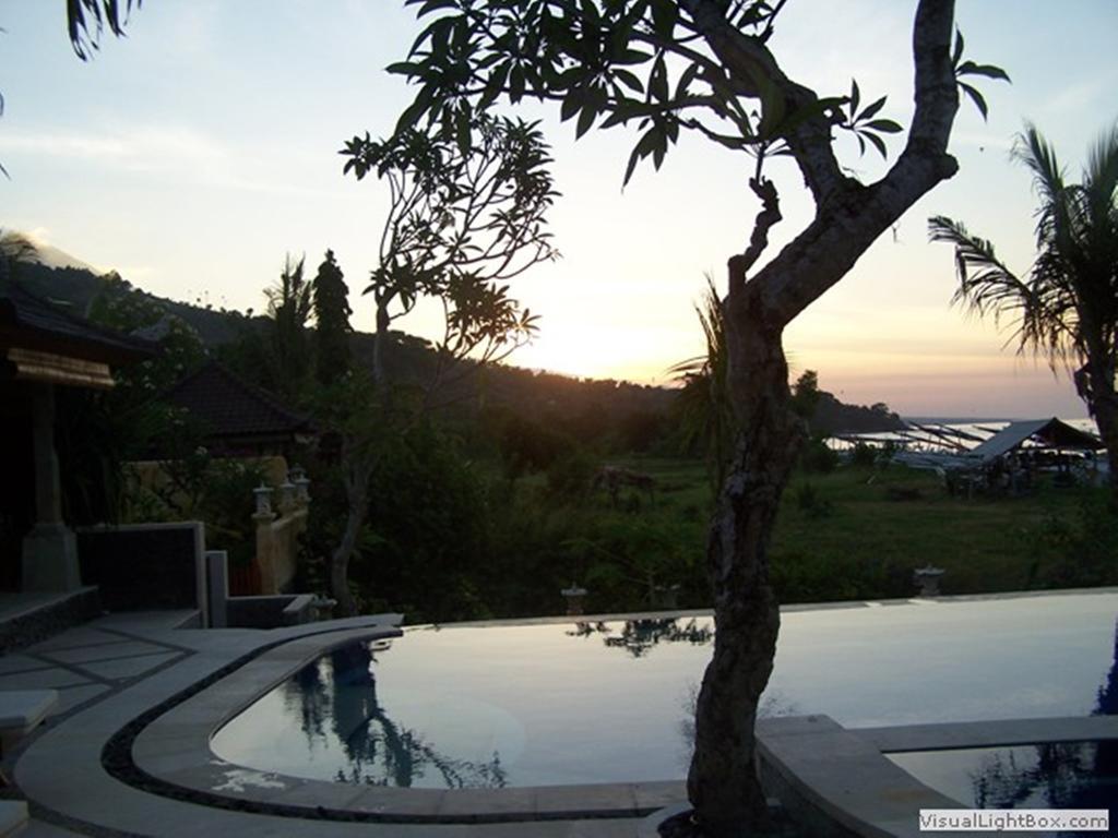 Отель, Arya Amed Beach Resort