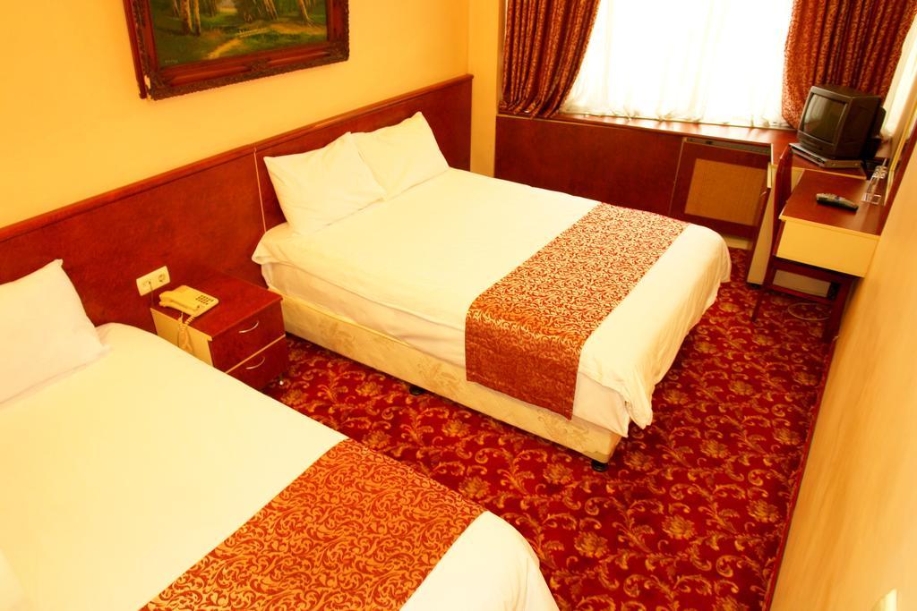 Отзывы гостей отеля Turvan Hotel