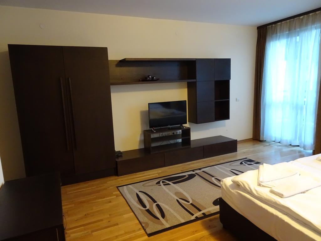 Отель, Банско, Болгария, All Seasons Club Apart-Hotel