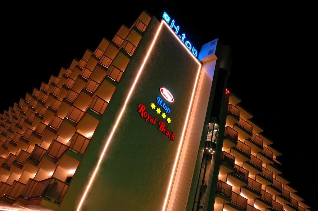 Отдых в отеле H.top Royal Beach Коста-Брава