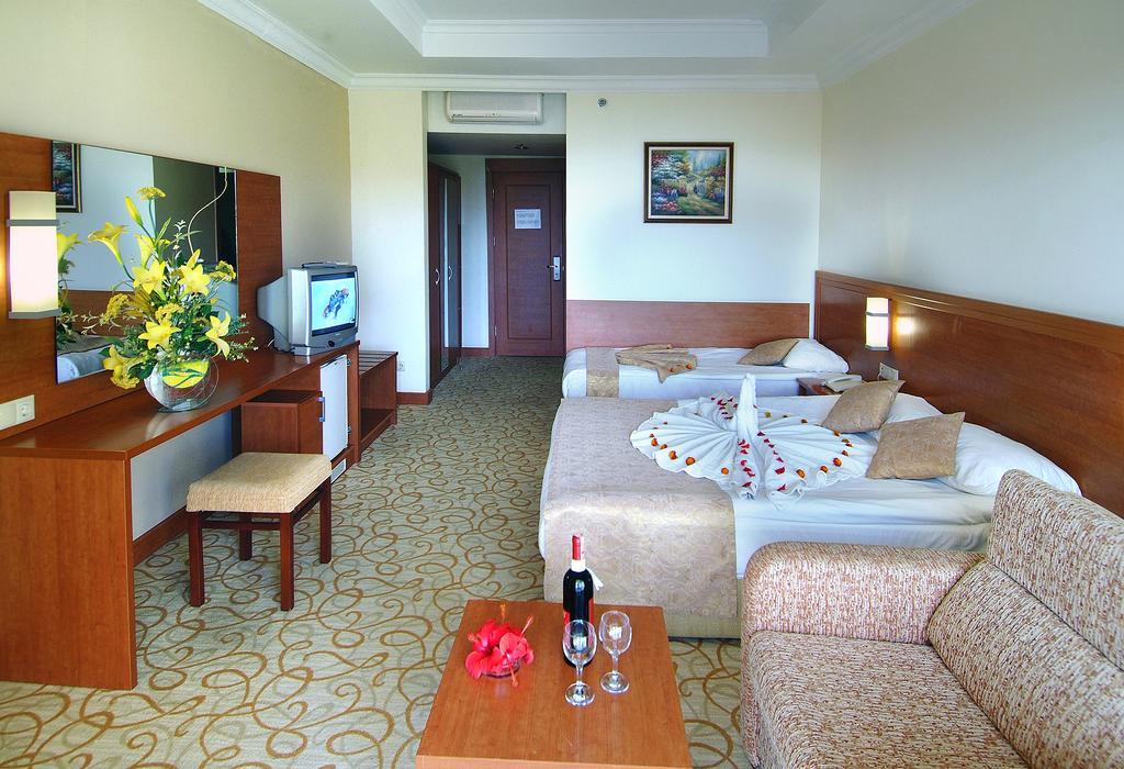 Туры в отель Hedef Resort & Spa