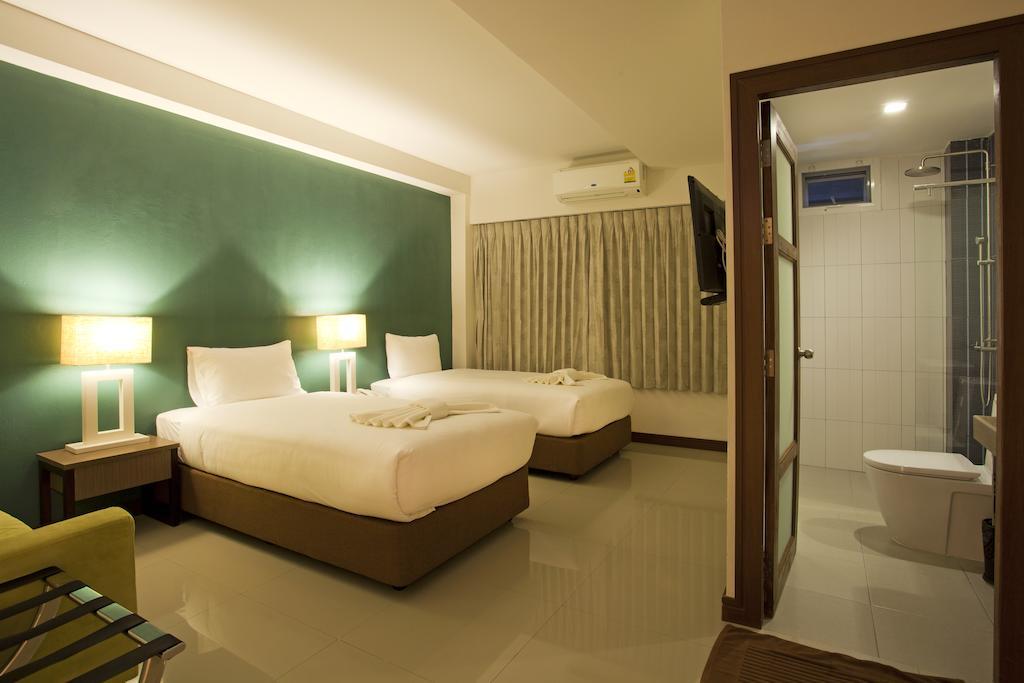 Wiz Hotel, Паттайя, Таиланд, фотографии туров