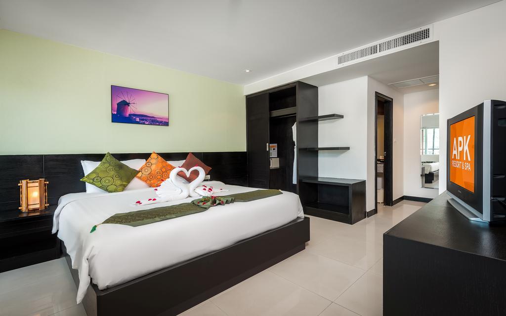 Отель, Таиланд, Патонг, Apk Resort & Spa