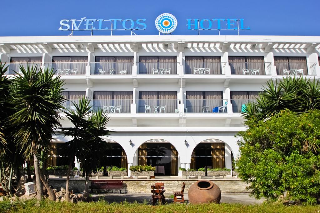 Горящие туры в отель Sveltos Hotel Ларнака