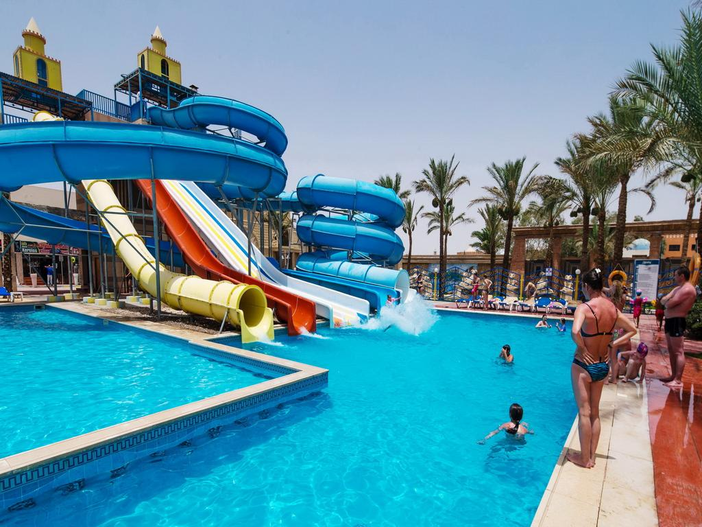 Відпочинок в готелі Mirage Bay Resort & Aquapark (ex. Lillyland Aqua Park) Хургада Єгипет