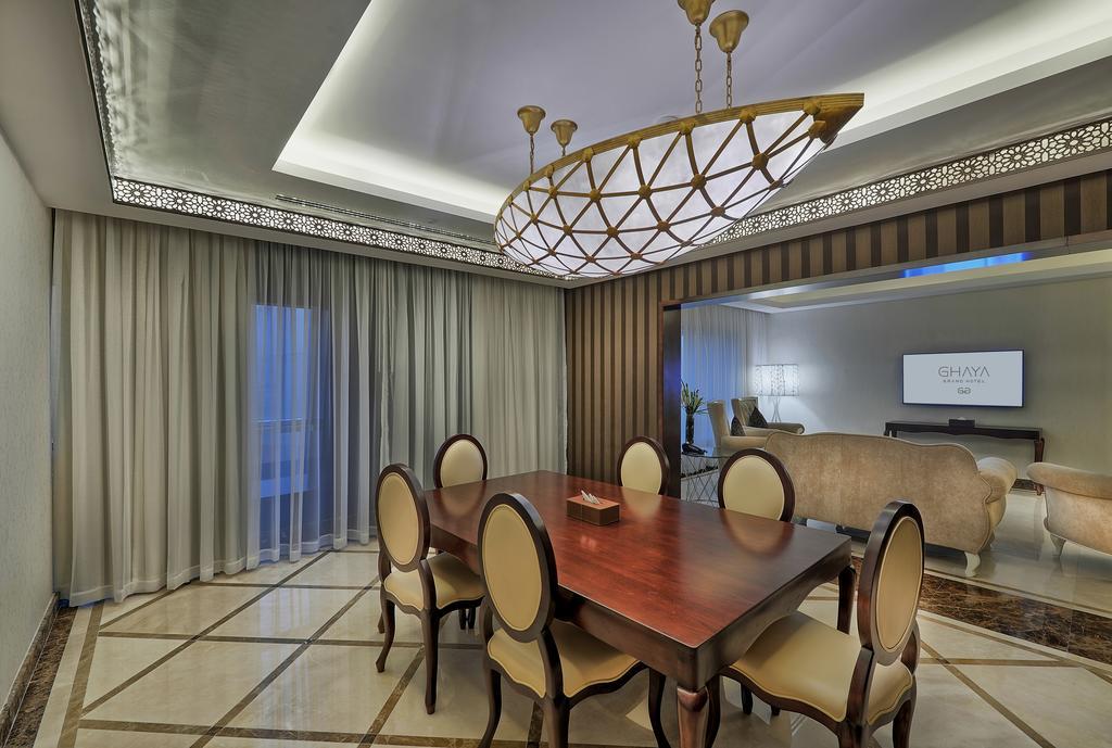 Отзывы об отеле Ghaya Grand Hotel