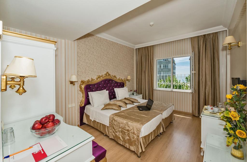 Туры в отель Santa Sophia Hotel Стамбул