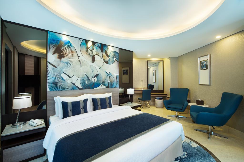 Отдых в отеле Gulf Court Hotel Business Bay Дубай (город)