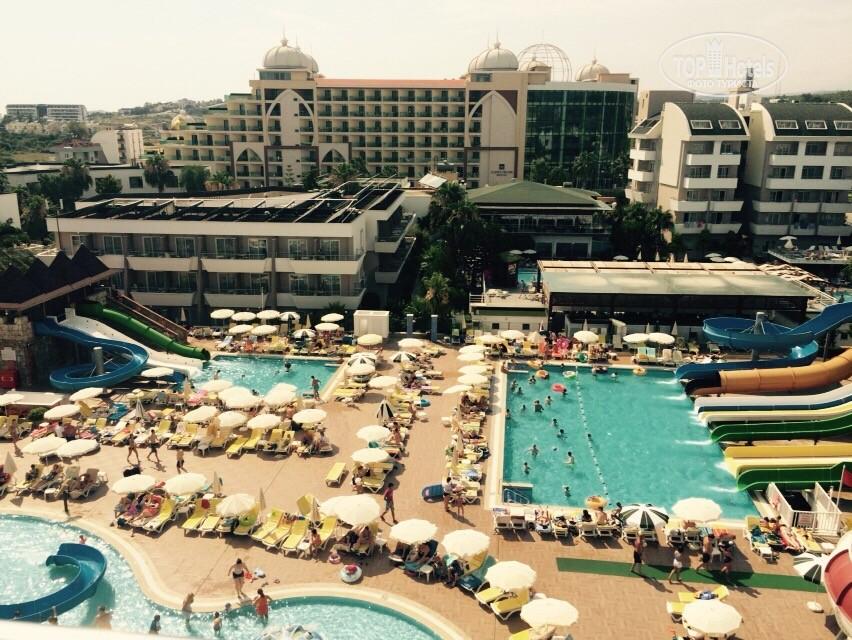 Аланія Eftalia Splash Resort ціни