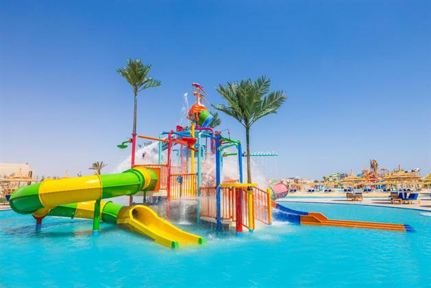 Відпочинок в готелі Albatros Aquapark Resort Sharm El Sheikh Шарм-ель-Шейх