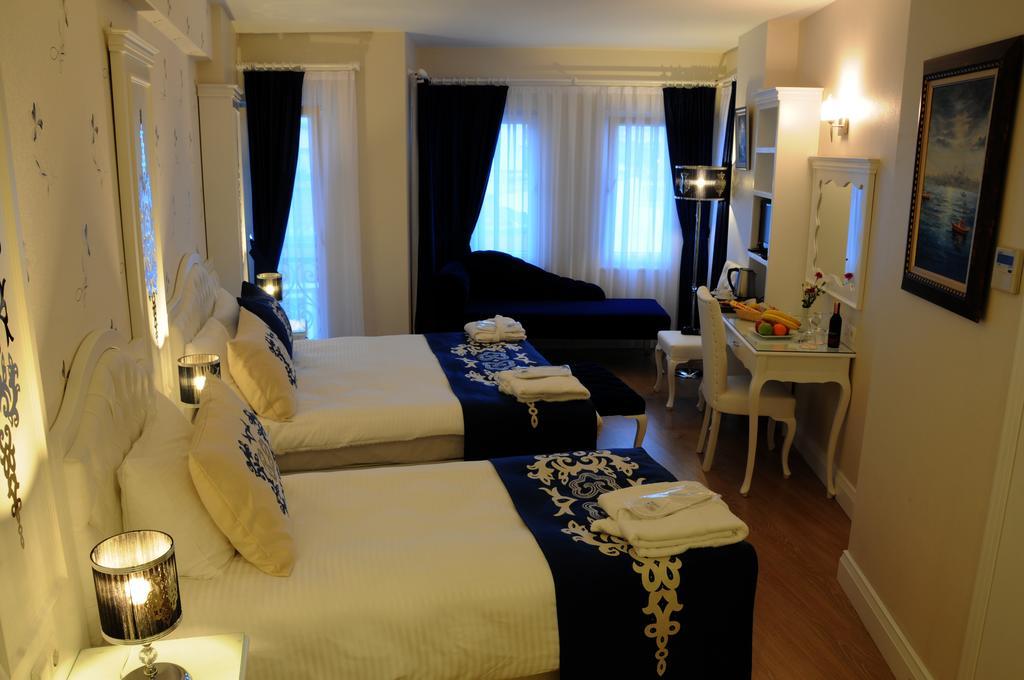 Отель, Стамбул, Турция, Sarnic Premier Hotel