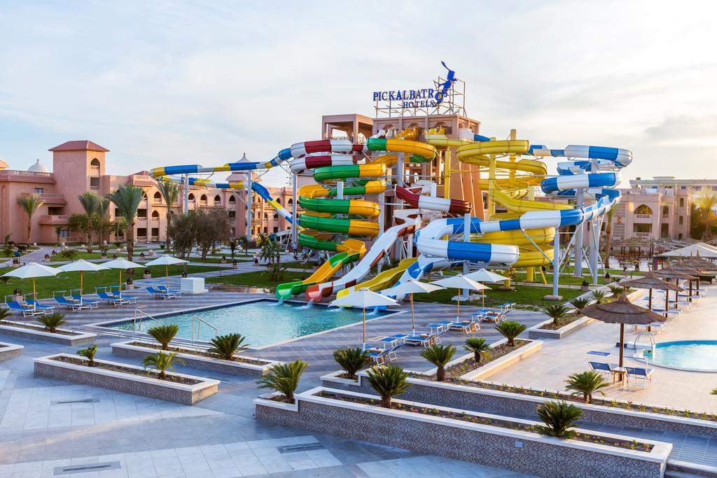Albatros Aqua Park Resort (ex. Albatros Garden), Египет