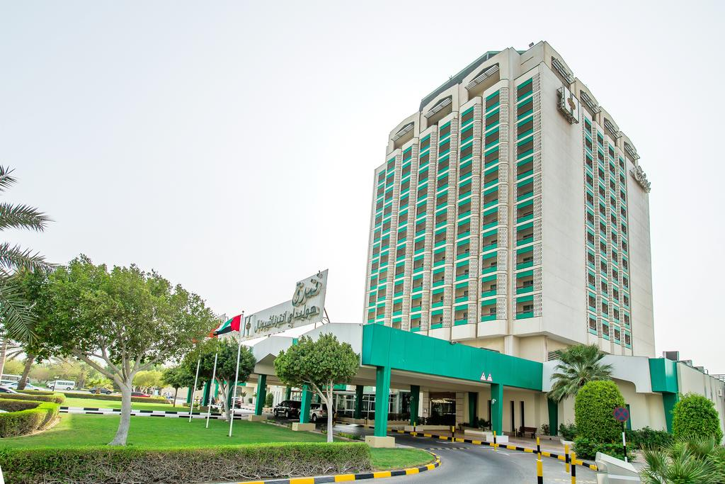 Туры в отель Holiday International Hotel Шарджа