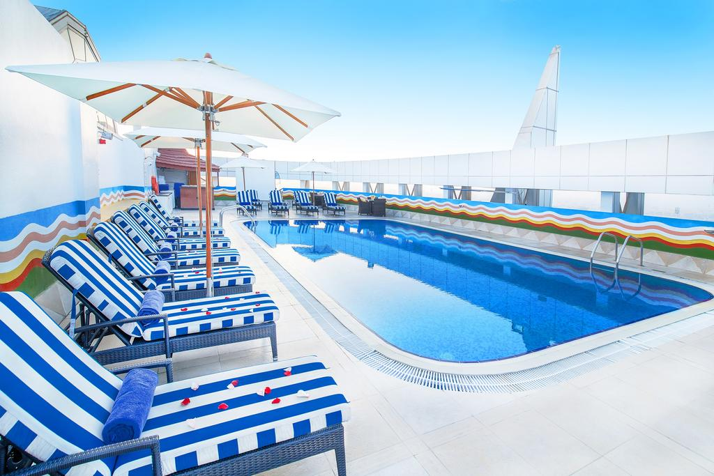 Горящие туры в отель Grand Excelsior Hotel Bur Dubai