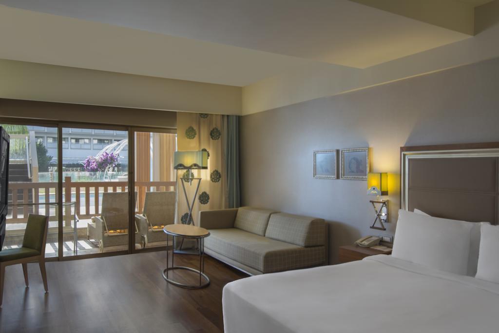 Hilton Dalaman Sarigerme Resort & Spa, фотографії