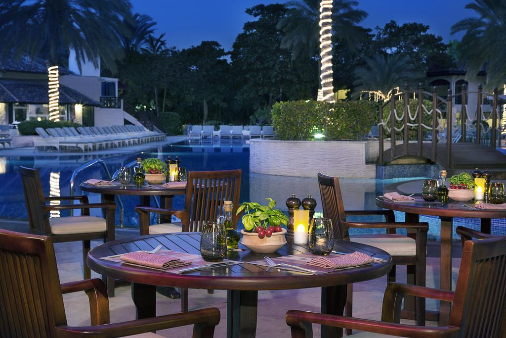 Дубай (пляжні готелі) Habtoor Grand Resort& Spa
