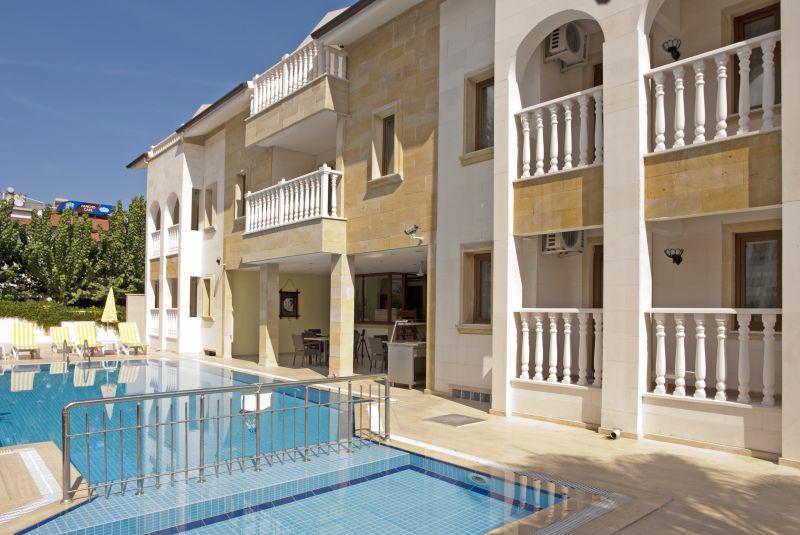 Ціни в готелі Kemper Dinara Garden
