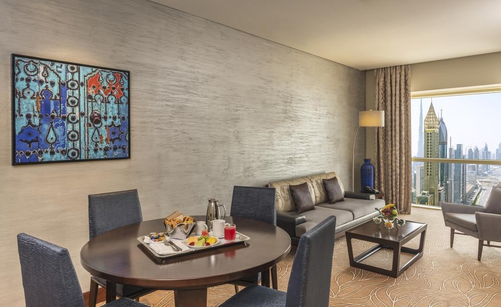 Відпочинок в готелі Millennium Plaza Hotel Dubai