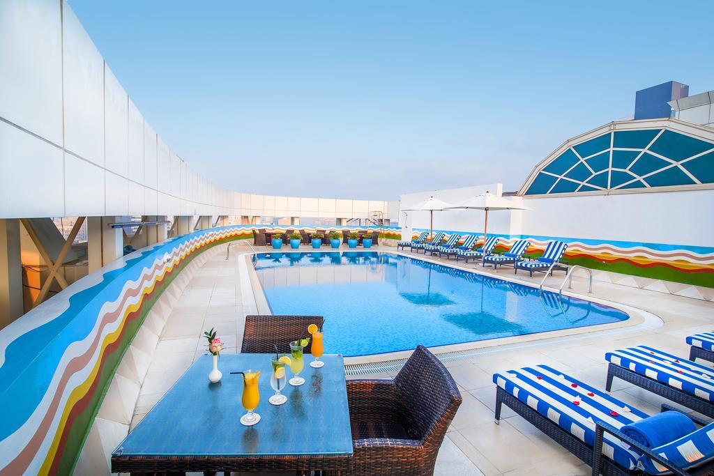 Grand Excelsior Hotel Bur Dubai, 4
