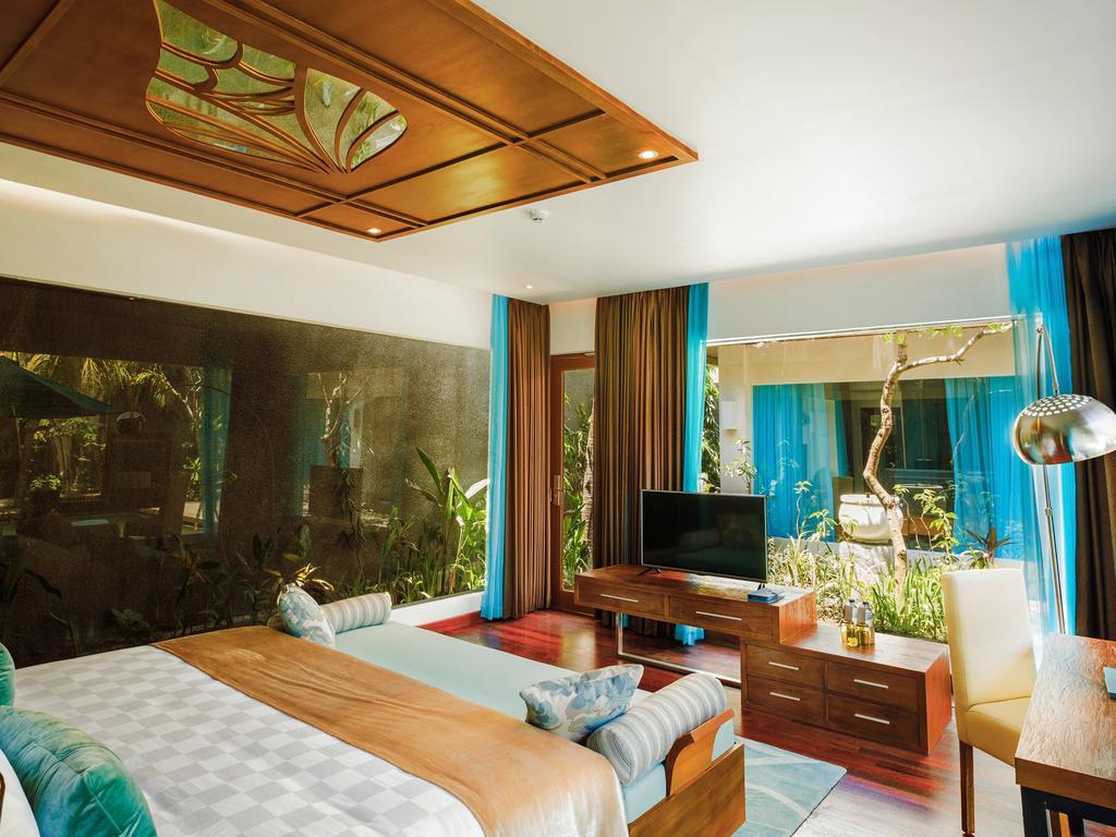 Отзывы об отеле The Leaf Jimbaran
