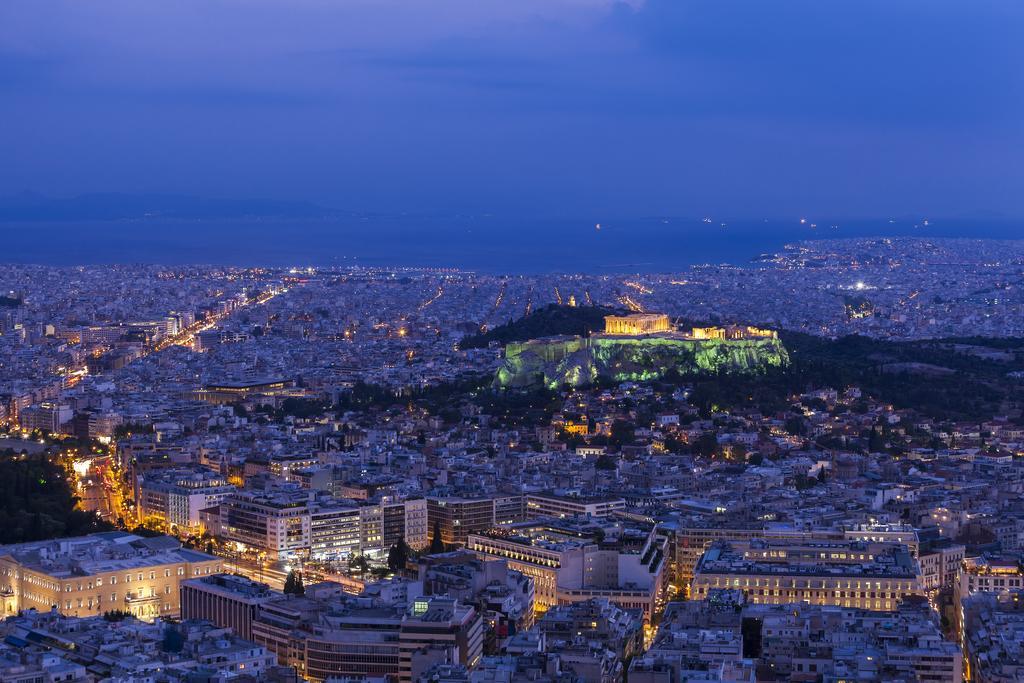 Афины Hilton Athens цены
