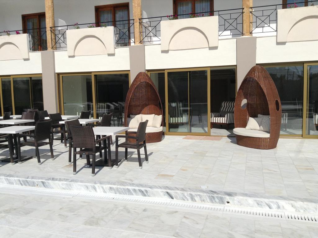 Відпочинок в готелі Hanioti Melathron Кассандра