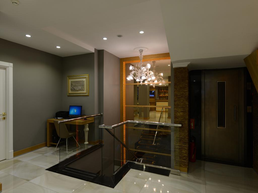 Отдых в отеле Olimpiyat Hotel Стамбул