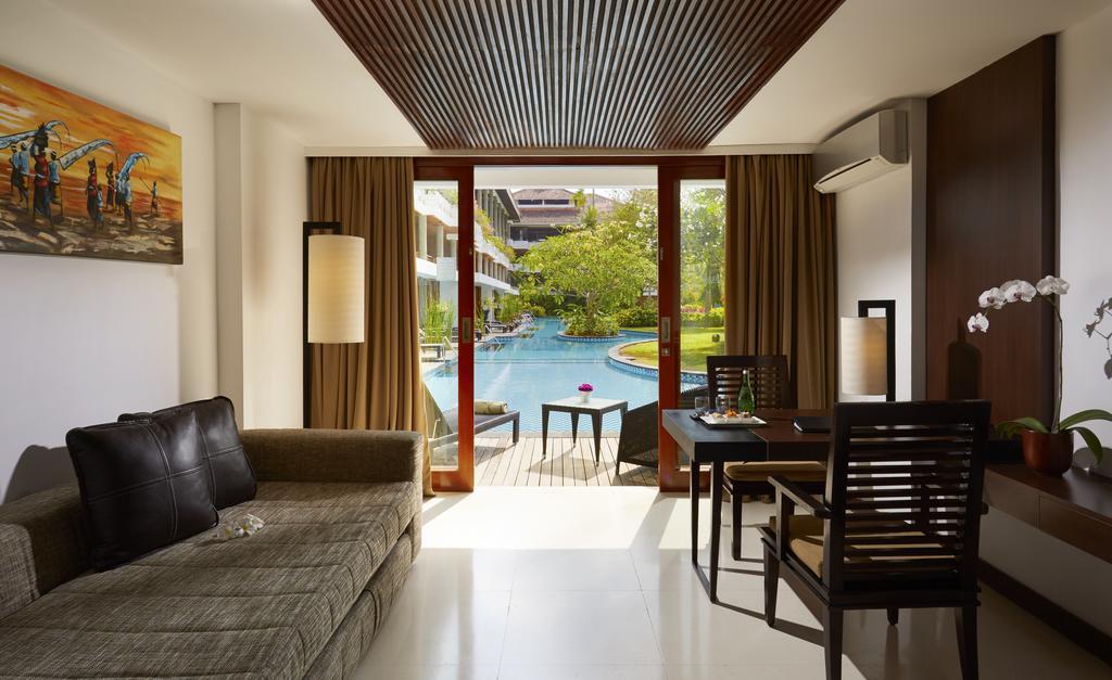 Горящие туры в отель Melia Bali Нуса-Дуа