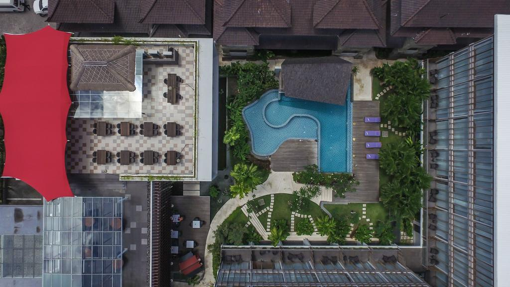 The Lerina Hotel Nusa Dua Индонезия цены
