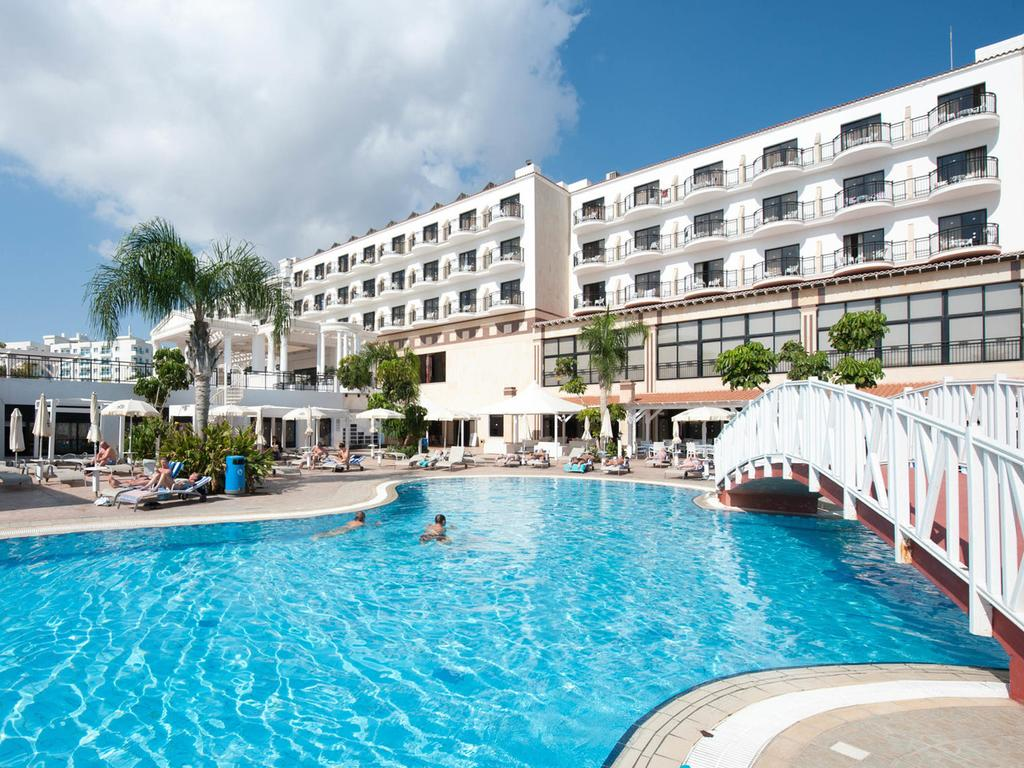 Constantinos The Great Hotel, Кипр, Протарас, туры, фото и отзывы