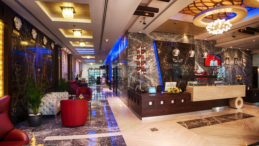 Rose Park Hotel Al Barsha, ОАЕ