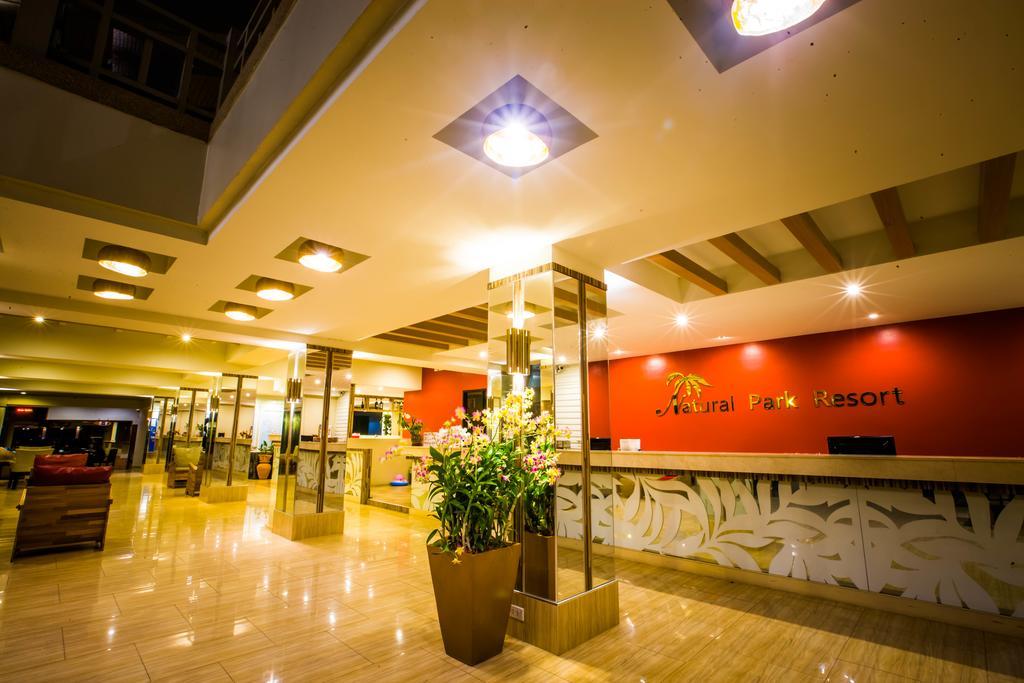 Горящие туры в отель Natural Park Resort пляж Паттаи Таиланд