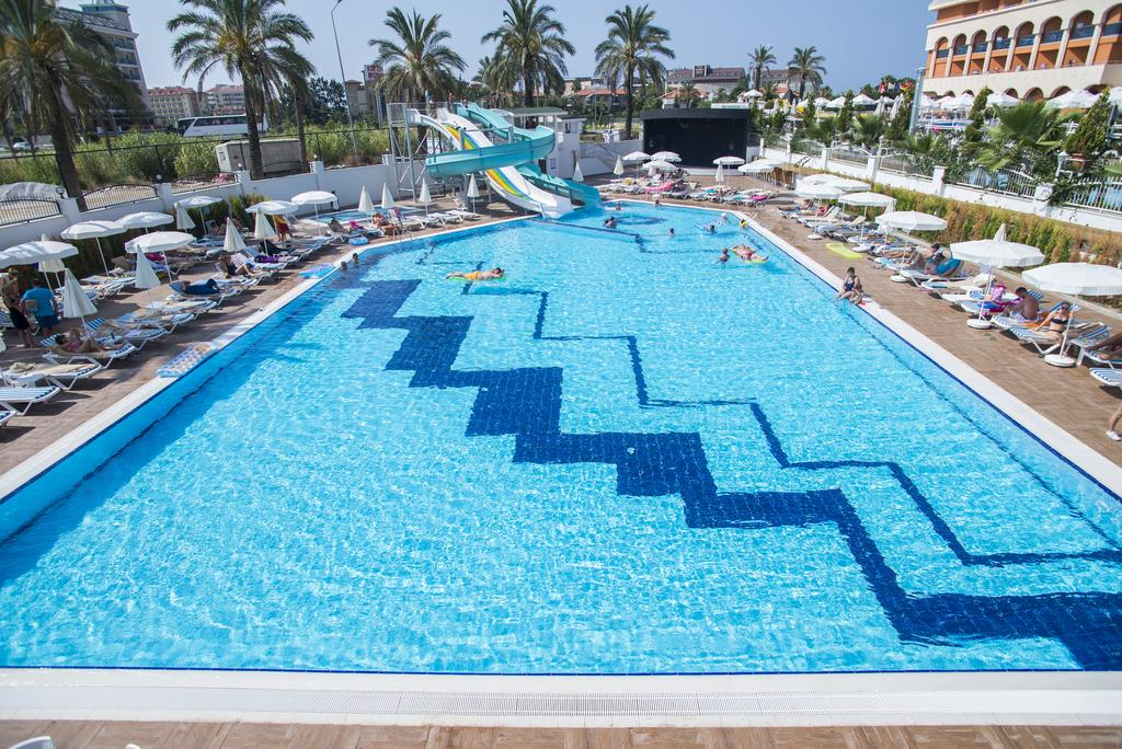 Гарячі тури в готель Palm World Side Resort & Spa Сіде Туреччина