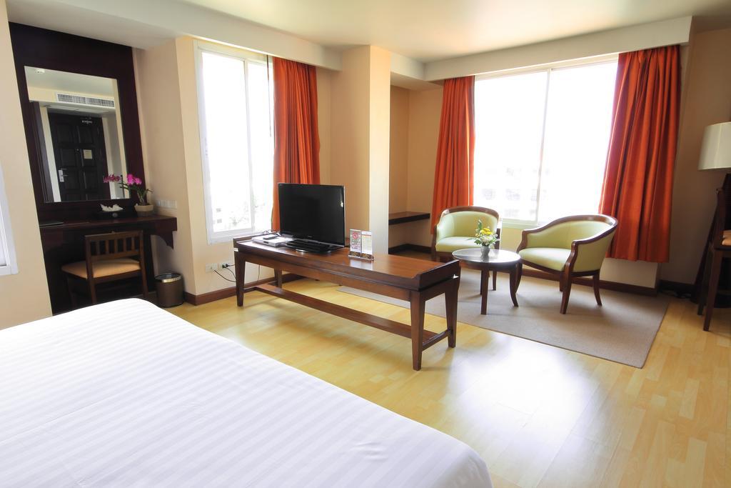 Отель, Таиланд, Паттайя, Aiyara Palace Hotel