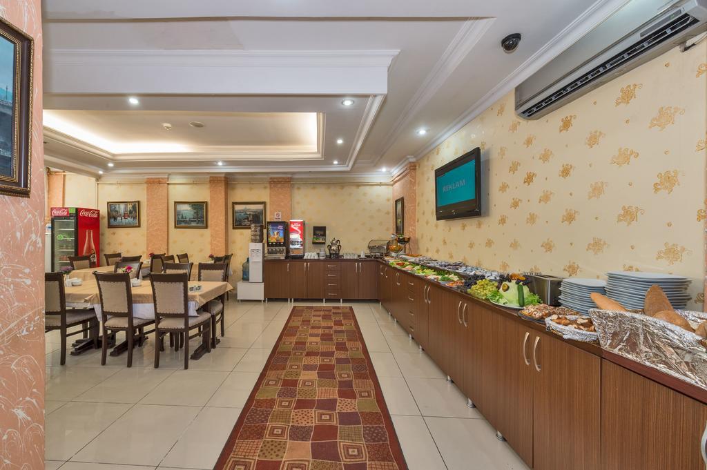 Отдых в отеле May Hotel